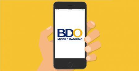 إيداع الأموال في Binomo عبر التحويل المصرفي الفلبيني والمحفظة الإلكترونية (BDO ، Paymaya ، Coins.ph ، GrabPay ، GCash)